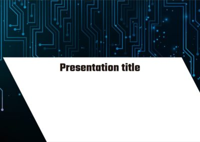 Electric. Free Power point template, Google Slides theme and Keynote