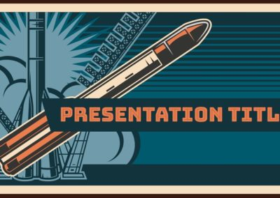 Space Exploration. Free Power point template, Google Slides theme and Keynote