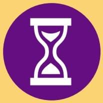 Timelines icon slidesforeducation