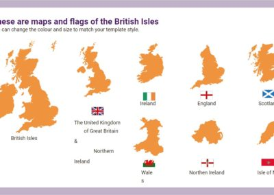 British Isles. Free downloadable icons