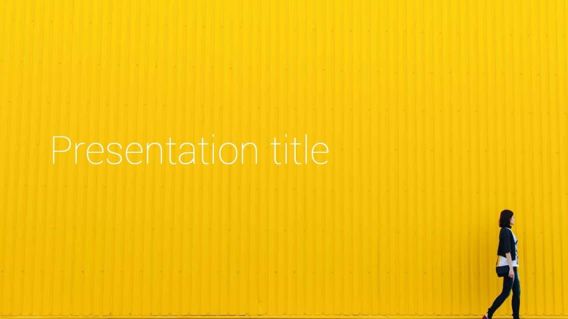 Pigment slidesforeducation template