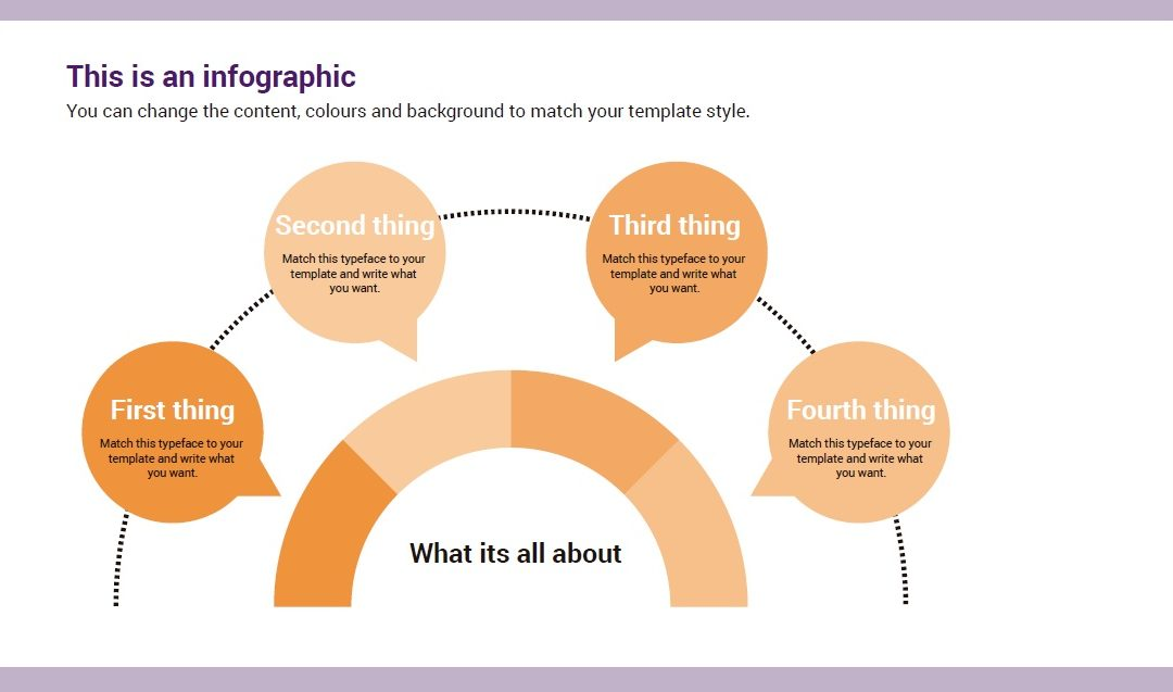 Semicircle. Free downloadable infographic
