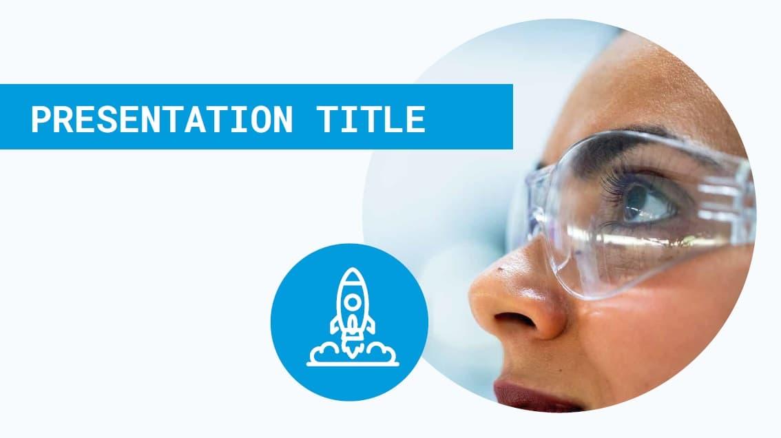 Science slidesforeducation template