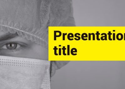 Medicine. Free Power point template, Google Slides and Keynote theme
