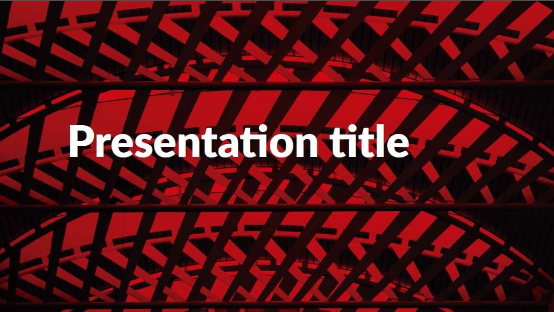 Engineering slidesforeducation template