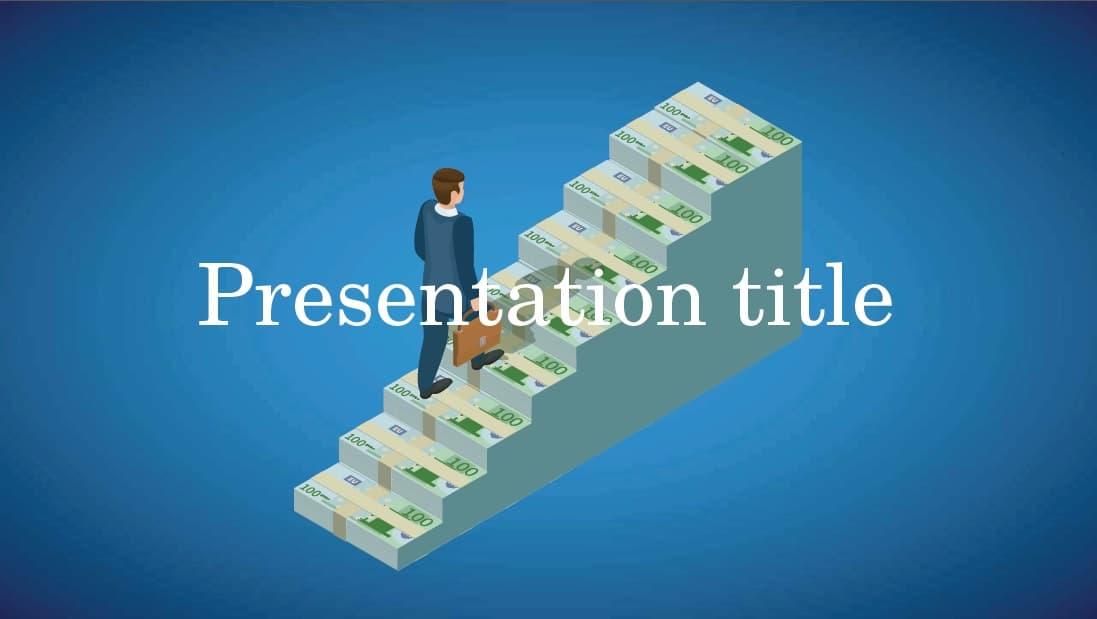 Finance slidesforeducation template