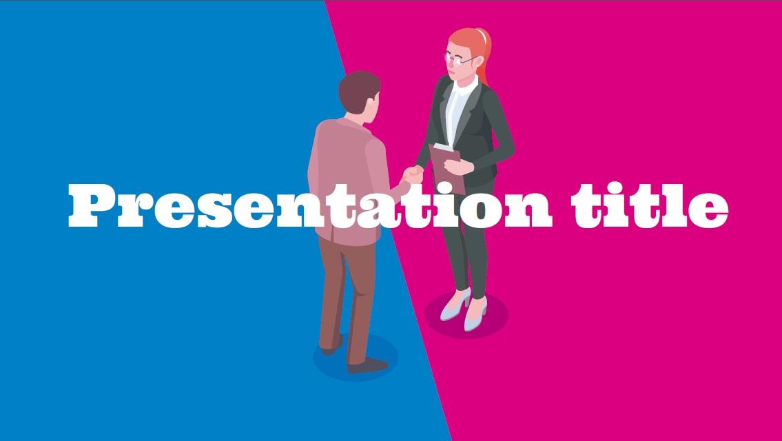 Social Sciences slidesforeducation template